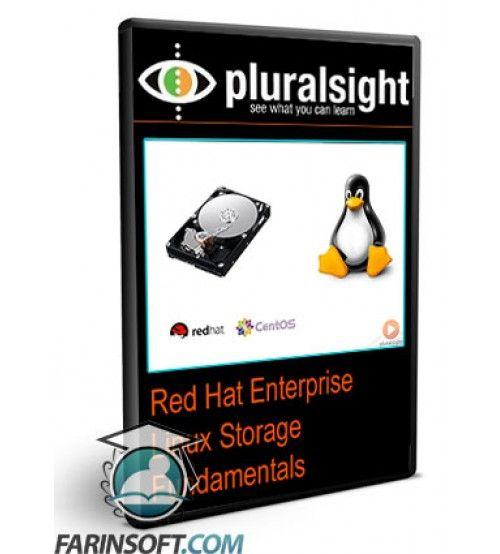 آموزش PluralSight Red Hat Enterprise Linux Storage Fundamentals