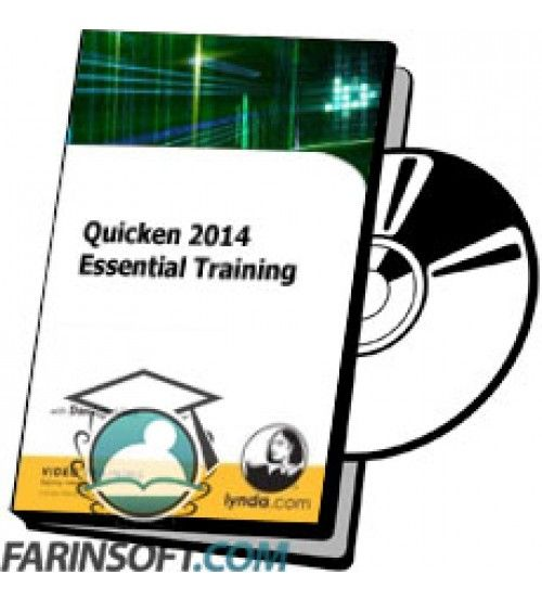 آموزش Lynda Quicken 2014 Essential Training