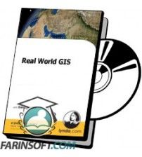 آموزش Lynda Real World GIS