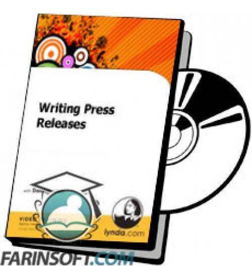 آموزش Lynda Writing Press Releases