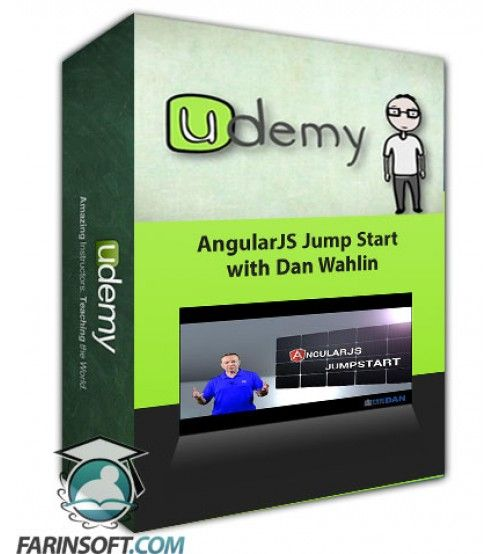 آموزش Udemy AngularJS Jump Start with Dan Wahlin