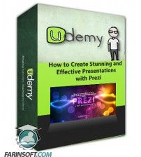 دانلود آموزش Udemy How to Create Stunning and Effective Presentations with Prezi