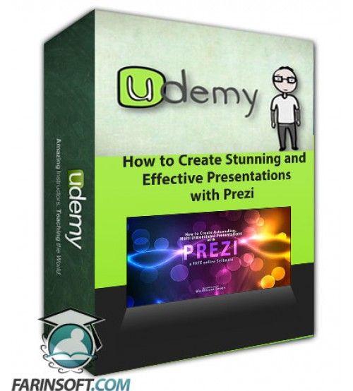 آموزش Udemy How to Create Stunning and Effective Presentations with Prezi