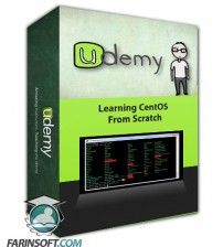 دانلود آموزش Udemy Learning CentOS From Scratch