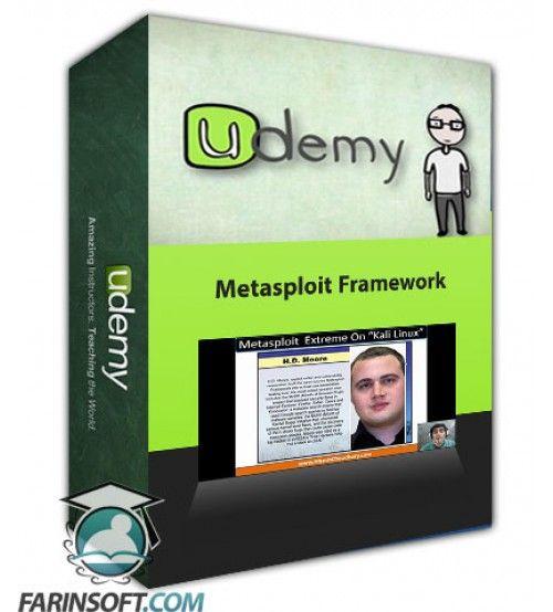 آموزش Udemy Metasploit Extreme on Kali Linux