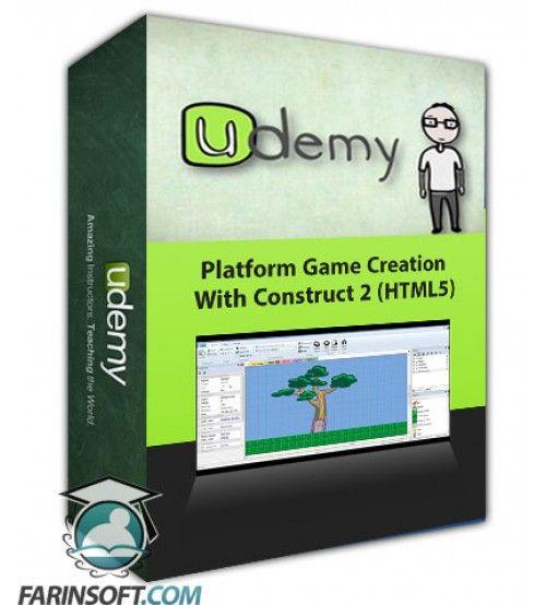 آموزش Udemy Platform Game Creation With Construct 2 (HTML5)
