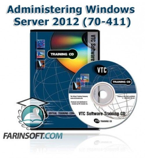 آموزش VTC Administering Windows Server 2012 (70-411)