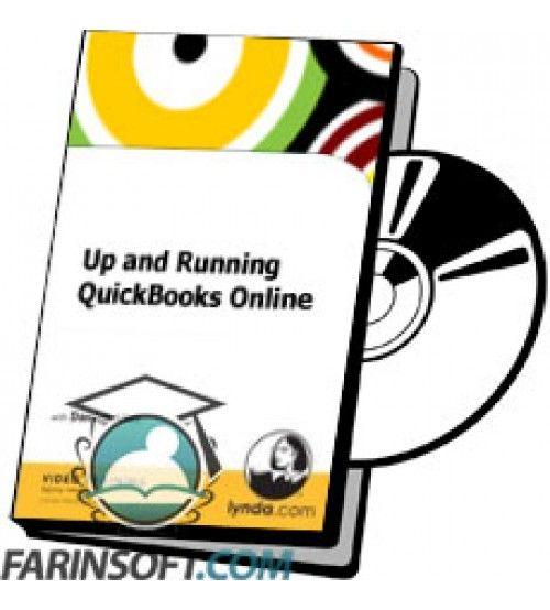 آموزش Lynda Up and Running QuickBooks Online