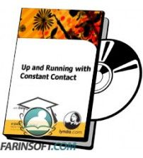 آموزش Lynda Up and Running with Constant Contact
