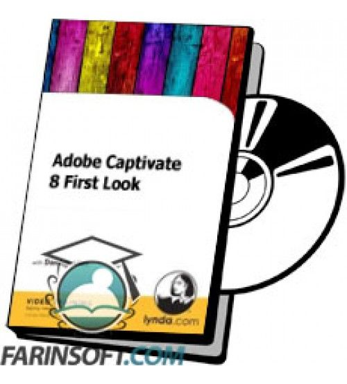 آموزش Lynda Adobe Captivate 8 First Look