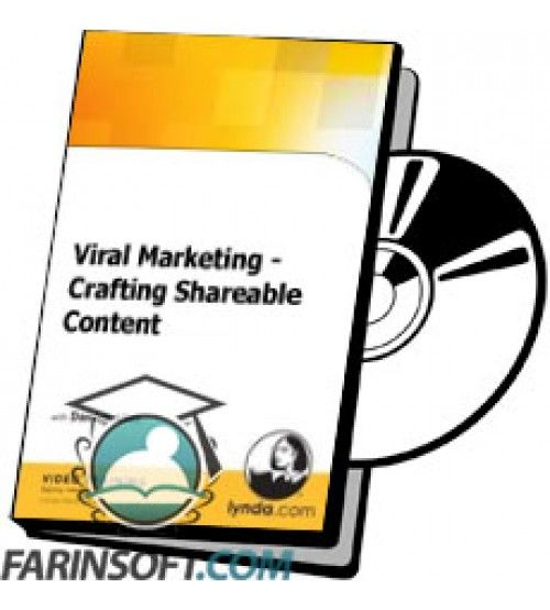 آموزش Lynda Viral Marketing – Crafting Shareable Content