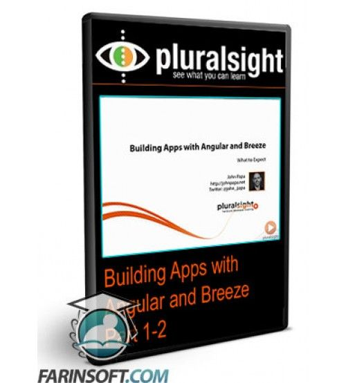 دانلود آموزش PluralSight Building Apps with Angular and Breeze Part 1-2
