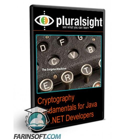 آموزش PluralSight Cryptography Fundamentals for Java and .NET Developers