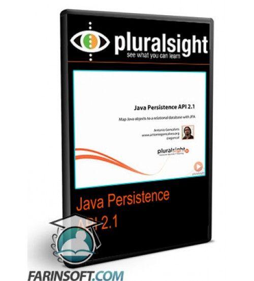 آموزش PluralSight Java Persistence API 2.1