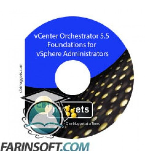 آموزش CBT Nuggets vCenter Orchestrator 5.5 Foundations for vSphere Administrators