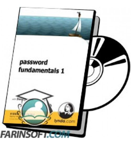 آموزش Lynda password fundamentals 1