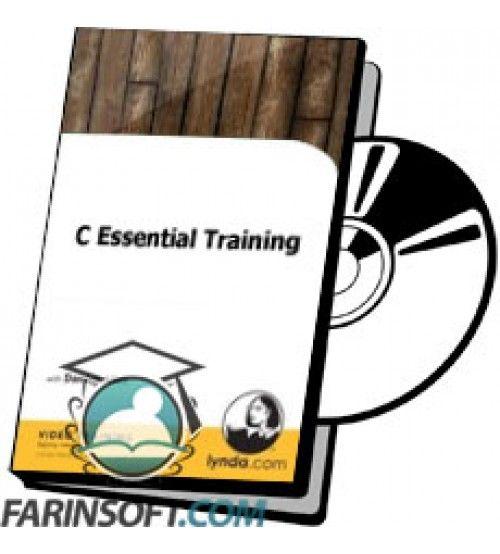 آموزش Lynda C Essential Training