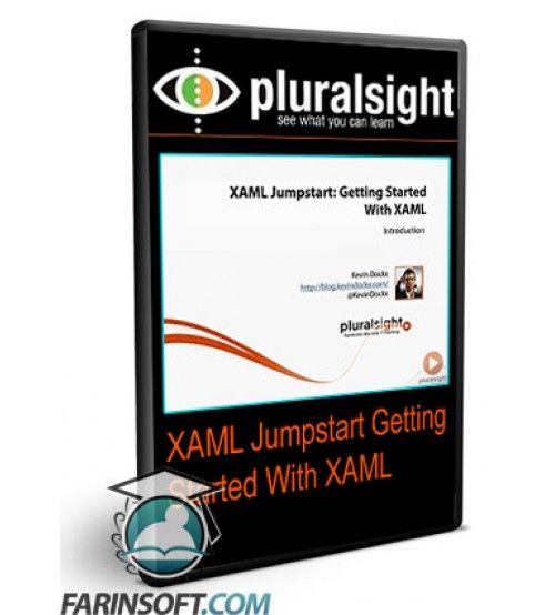 آموزش PluralSight XAML Jumpstart Getting Started With XAML