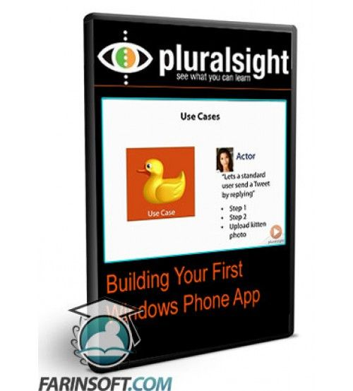 آموزش PluralSight Building Your First Windows Phone App