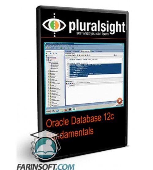 آموزش PluralSight Oracle Database 12c Fundamentals