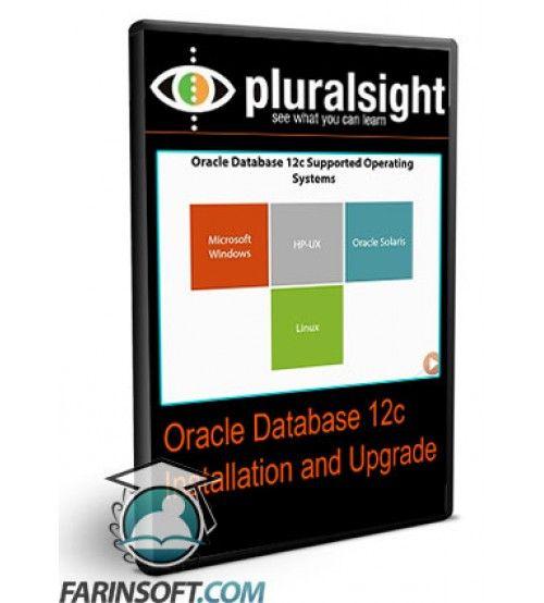 آموزش PluralSight Oracle Database 12c Installation and Upgrade