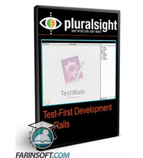 آموزش PluralSight Test-First Development for Rails