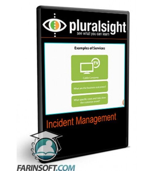 آموزش PluralSight Incident Management