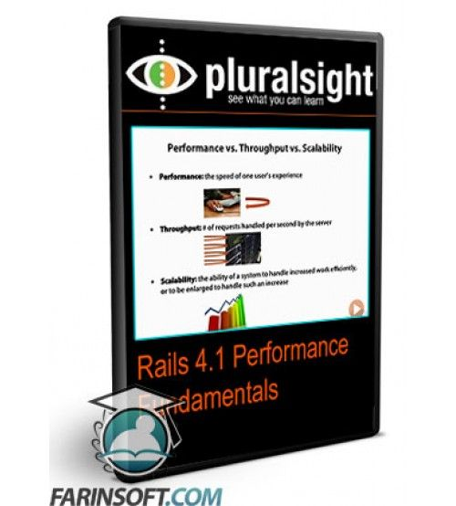 آموزش PluralSight Rails 4.1 Performance Fundamentals