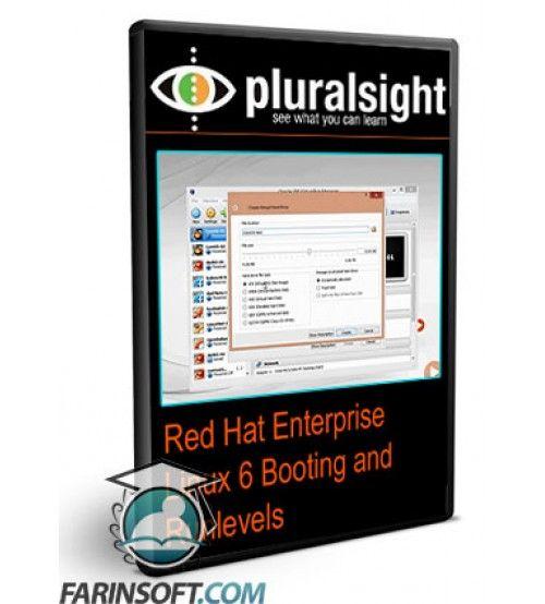 آموزش PluralSight Red Hat Enterprise Linux 6 Booting and Runlevels
