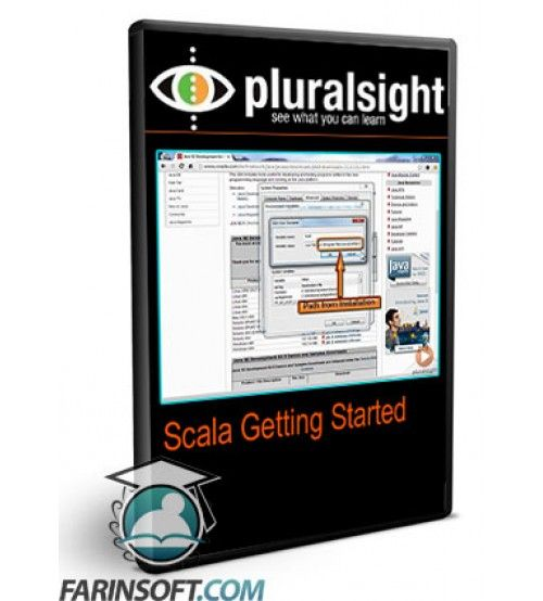 آموزش PluralSight Scala Getting Started