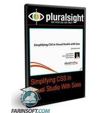 آموزش PluralSight Simplifying CSS In Visual Studio With Sass