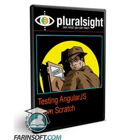 آموزش PluralSight Testing AngularJS From Scratch