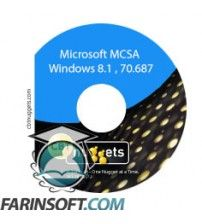 دانلود آموزش CBT Nuggets Microsoft MCSA Windows 8.1 , 70.687