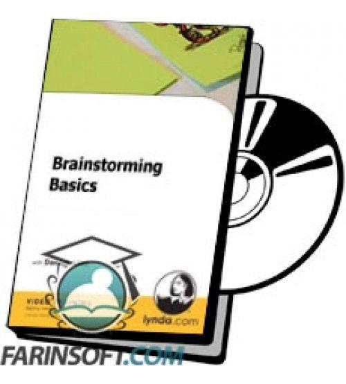 آموزش Lynda Brainstorming Basics