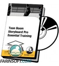 دانلود آموزش Lynda Toon Boom Storyboard Pro Essential Training