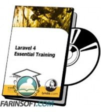 آموزش Lynda Laravel 4 Essential Training