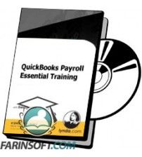 آموزش Lynda QuickBooks Payroll Essential Training