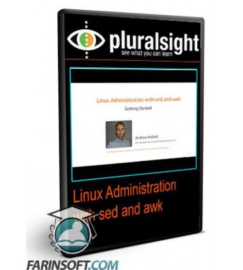 آموزش PluralSight Linux Administration with sed and awk