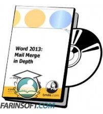 آموزش Lynda Word 2013: Mail Merge in Depth