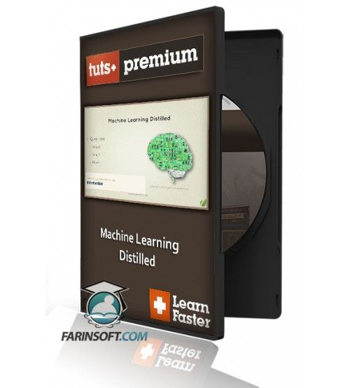 آموزش Tuts+ Machine Learning Distilled