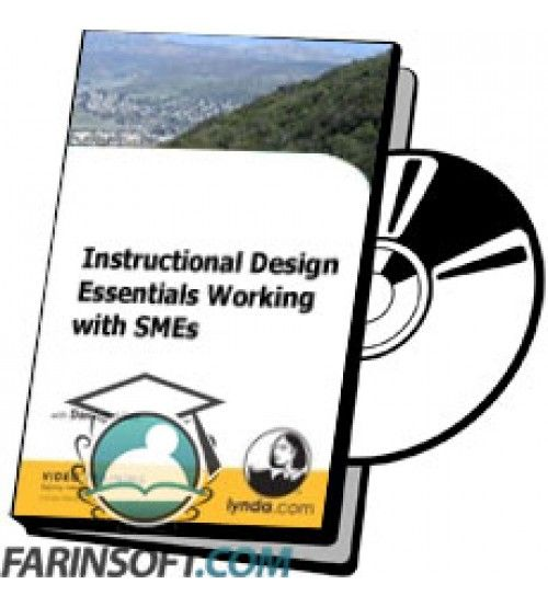 آموزش Lynda Instructional Design Essentials Working with SMEs