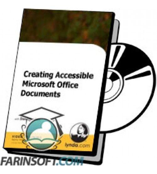 آموزش Lynda Creating Accessible Microsoft Office Documents