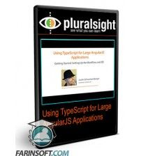 آموزش PluralSight Using TypeScript for Large AngularJS Applications