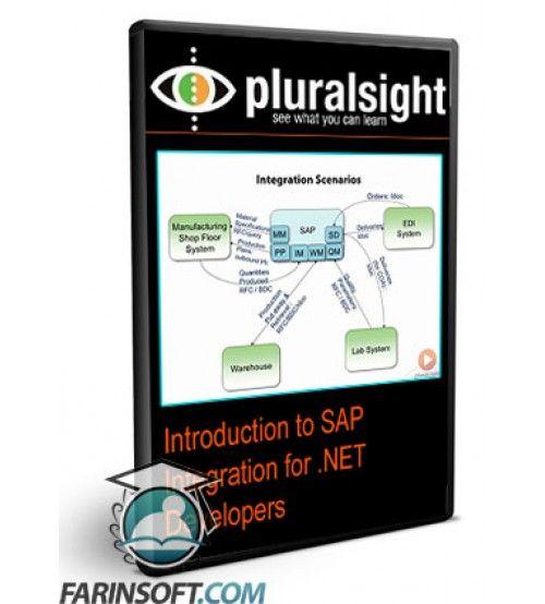 آموزش PluralSight Introduction to SAP Integration for .NET Developers