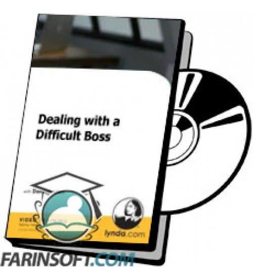 آموزش Lynda Dealing with a Difficult Boss