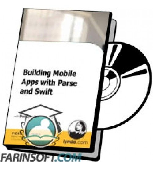آموزش Lynda Building Mobile Apps with Parse and Swift