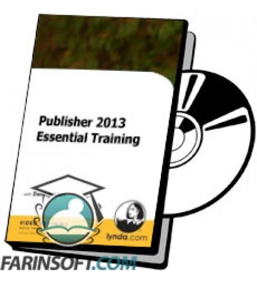 آموزش Lynda Publisher 2013 Essential Training