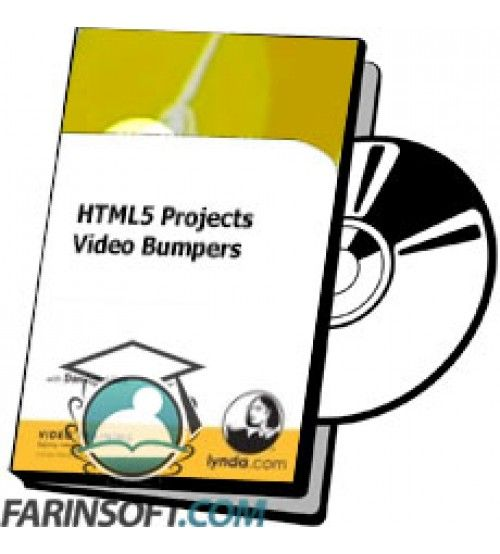 آموزش Lynda HTML5 Projects Video Bumpers