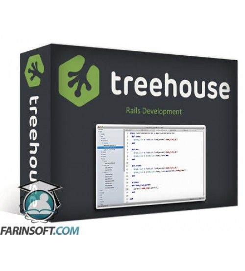 آموزش TeamTreeHouse Rails Development