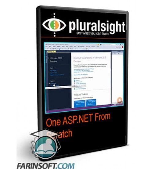 آموزش PluralSight One ASP.NET From Scratch